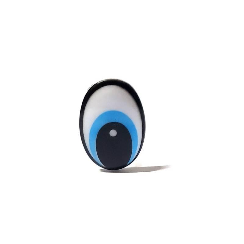 100 Olhos Nº 13 Pino Trava De Segurança Amigurumi Artesanato - R ... | 800x800
